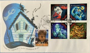 HNLP Hideaki Nakano 3172 Wolfman Monster Canada Vampires Werewolf Ghosts Goblin