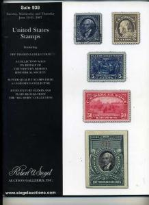 Siegel Stamp Auction Sale