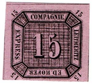 (I.B) Austria Local Post : Express Packet Post 15nkr (Ed Hofer)