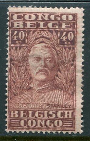 Belgian Congo #119 Mint - Penny Auction