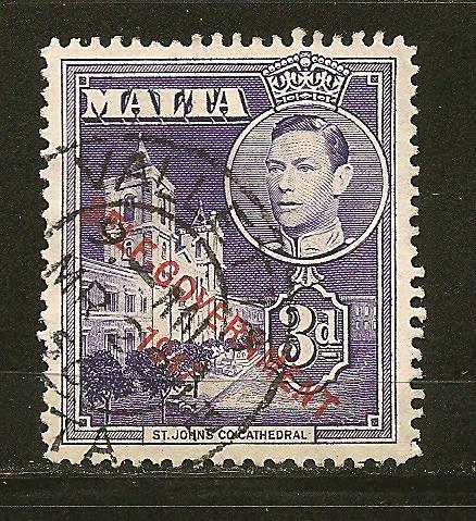 Malta 239 Self Government Used