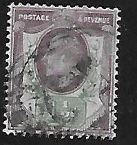Great Britain Scott #129 Used Lot 5