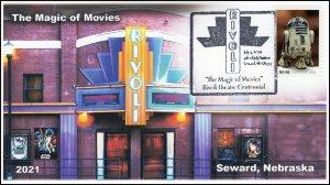 21-146, 2021, Seward 4th of July, Event Cover, Pictorial Postmark, Seward NE,