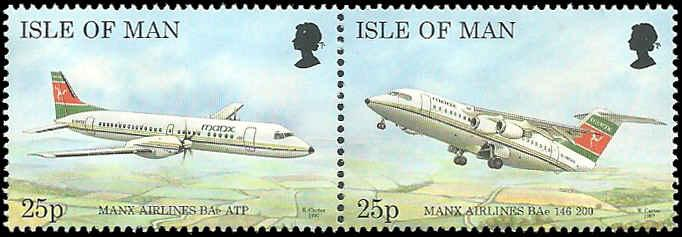 Isle of Man - 747a - MNH - SCV-1.75