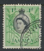 Jamaica SG 160  Used     SC# 160    see details