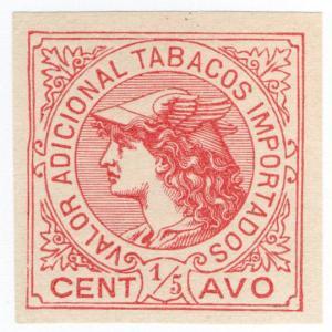 (I.B) Argentina Revenue : Tobacco Duty 1/5c (cigarettes)