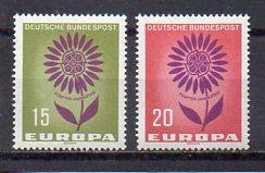 Germany 897-898 MNH