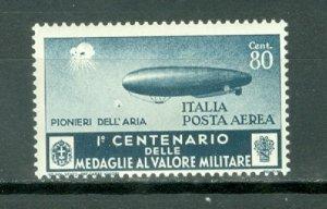 ITALY ZEPPELIN #C69...MINT...$3.25