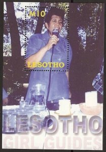 2005 Scouts Lesotho Girl Guides SS
