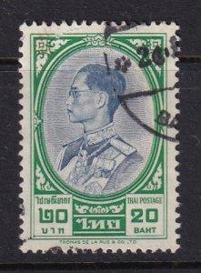 Thailand 1961 Sc 361 B20 Used