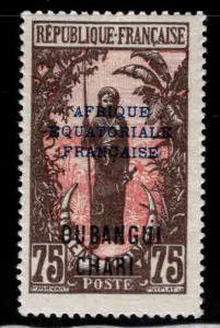 Ubangi-Shari Scott 61 MH*