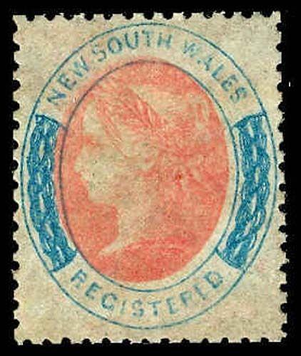NEW SOUTH WALES F4  Mint (ID # 74417)