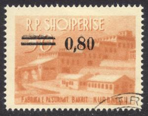 ALBANIA SCOTT 844