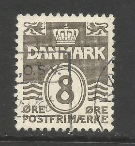 DENMARK 227 VFU L249-3
