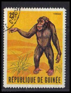 Guinea CTO NH Very Fine ZA6275