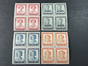 SOUTHERN RHODESIA # 67-70-MINT/NEVER HINGED--COMPLETE SET OF BLOCKS OF 4--1947