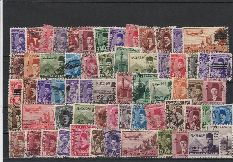 Egypt Mixed Stamps Ref 28953