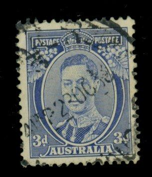 Australia #170 Used F-VF Cat$24