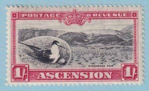 ASCENSION ISLAND 30  MINT HINGED OG * NO FAULTS EXTRA FINE!