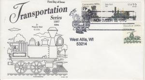 1990 Railroad Trainfest West Allis WI Pictorial Gamm
