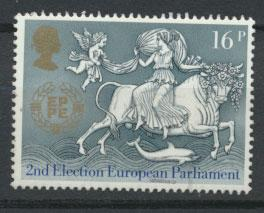 Great Britain SG 1250 - Used - Europa