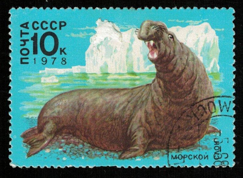 1978, USSR, 10 kop (RT-1085)