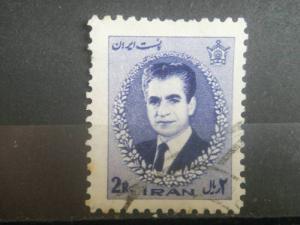IRAN, 1966, used 2r, Shah Scott 1377
