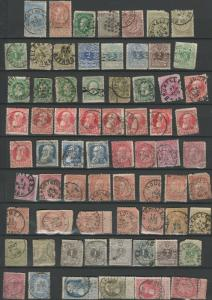 Belgium stamp collection **