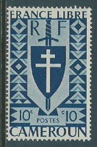 Cameroun, Sc #283, 10c, MH