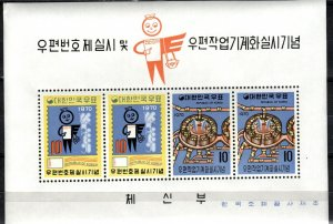 Korea #713a MNH CV $92.50 (X1427L)