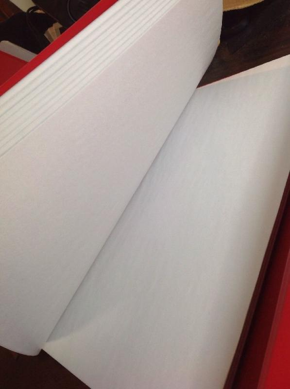 2 Used White Ace Mint Sheet Albums Great Value! Free Shipping!