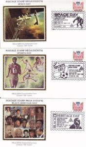 Cover: Silk': Youth Stamp Mega Event, Grp 5 (S11527)