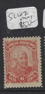ARGENTINA (P1204B)  6C  SG  62   MOG