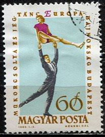 Hungary; 1963: Sc. # 1486; O/Used CTO Single Stamp