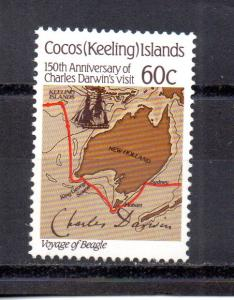 Cocos Islands 153 MNH