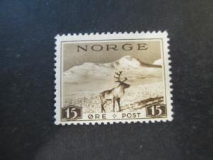 Norway #181 Mint Hinged- WDWPhilatelic