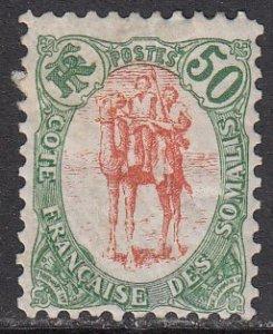 Somali Coast 44 MH CV $45.00
