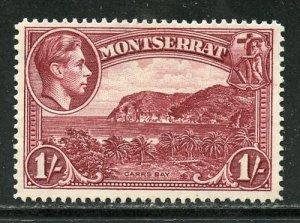 Montserrat # 99, Mint Hinge. CV $ 1.75