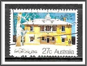 Australia #834 Post Offices Used