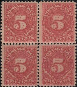 U.S. J64 FVF NH Blk/4 (82820)