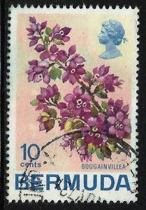 Bermuda 1970 Scott# 262 Used
