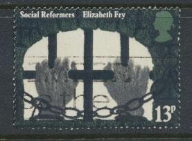 Great Britain SG 1004 - Used - Social Reformers