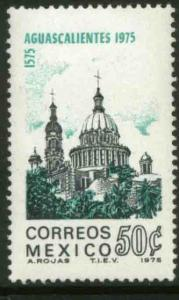 MEXICO 1140, 400th Anniv of the City of Aguascalientes MINT, NH. F-VF.