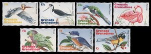 1995 Grenada Grenadines 2102-2108 Birds 8,50 €
