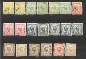 Montenegro  20 mint/used values