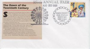 1998 St Louis Wld Fair CtC 1900s (3182e) Westport Pictorial