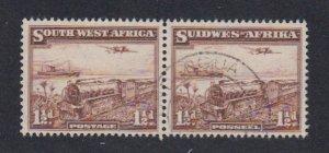 Southwest Africa - 1937 - SC 110 - Used