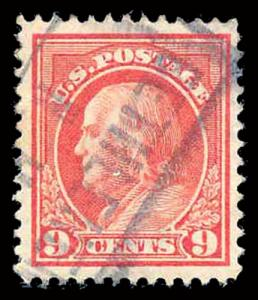 U.S. WASH-FRANK. ISSUES 415  Used (ID # 84308)