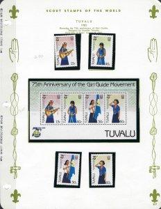 Tuvalu - 1985