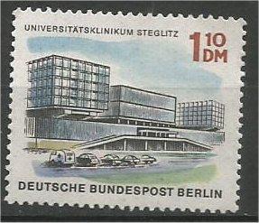 BERLIN, 1966, MNH 1.10m University clinic Scott 9N234